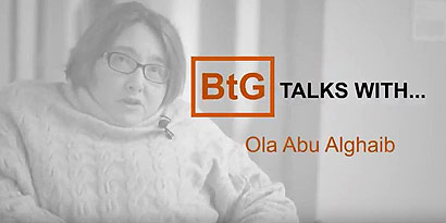 BtG talks with Ola Abu Alghaib