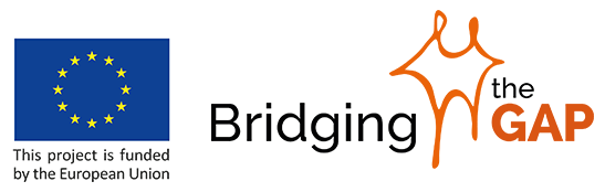 Bridgning the gap - This project is funded by the European Union